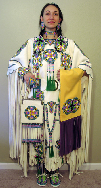 Kq Designs Native American Beadwork Powwow Regalia And Beaded Clothing And Accessories